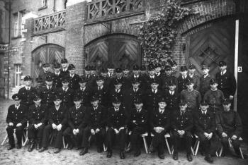 19481001 BF Wachabteilung Ritterplan