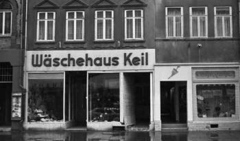 19530410 Wäschehaus Keil, Gronerstr 8