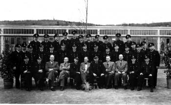 19540400 BF Wachabteilung Gesamt