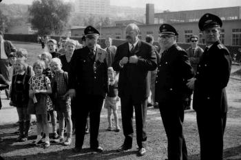 19650925 BF Offene Tür Biederbeck