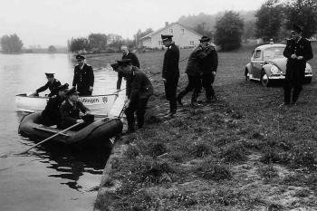 19651025 BF Bootsübung Kiessee