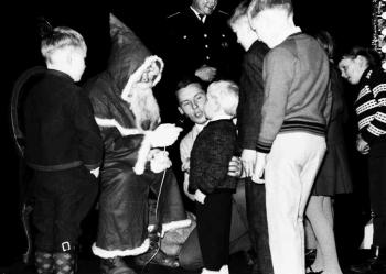 19651222 BF Weihnachtsfeier 1