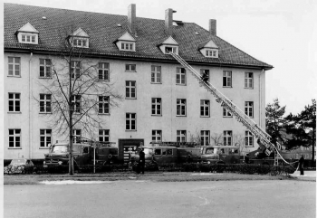 19660302 BF Löschzug, Kaserne