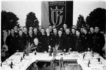 19660331 BF Verabschiedung Schäfer 2
