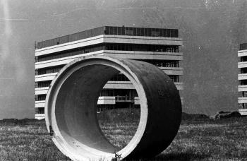 19660400 Uni Neubauten Weende Nord 1