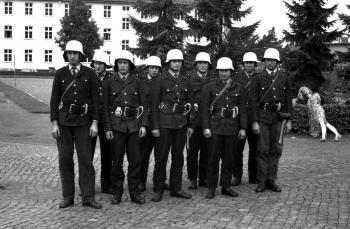 19660730 BF Anwärter Übung