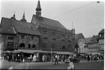 19670600_Marktplatz_Gänseliesel