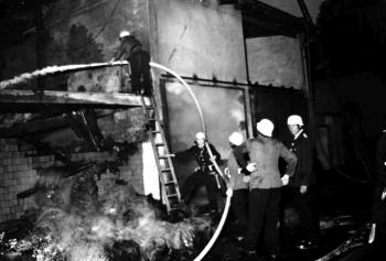 19670823 Feuer Dachdeckerei Hampel
