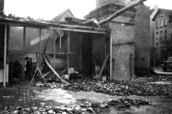19671009 Explosion Molkerei 1