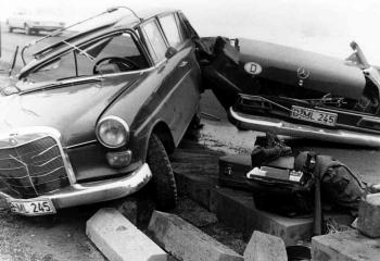 19680303 Unfall BAB Göttingen