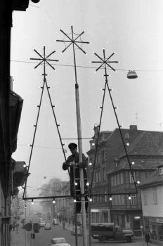 19681117 Weihnachtsbeleuchtung 3