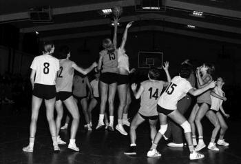 19681118 Europapokal Göttingen 05-Budapest