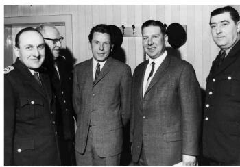 19690327 Verabschiedung Merker ,Schneider,Otto,Dr.Krumsiek
