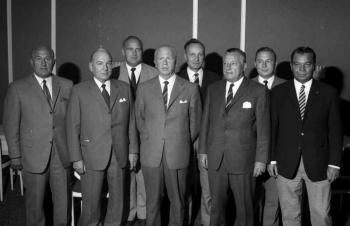 19690716 Göttingen 05 Vorstand