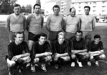 19691014 BF Faustball Ordnungshüter