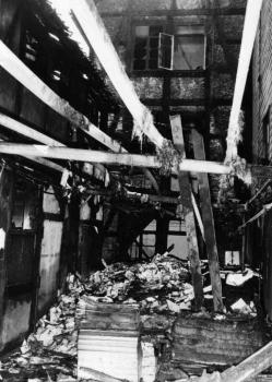 19691015 Feuer Druckerei Weenderstr  2