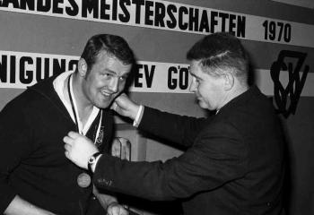 19700406 Ringen Landesmeisterschaft, Reiter