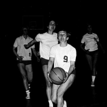 19700407 Basketball Endrunde Göttingen HSV 1