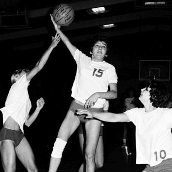 19700407 Basketball Endrunde Göttingen HSV 2