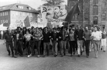 19700508 Demo Indochina Schröder
