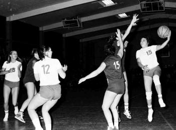 19701105 Göttingen 05 Europacup Firestone Wien 2