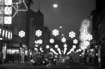 19701127 Weihnachtsbeleuchtung 1