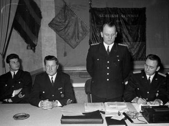 19701202 Delegiertenversammlung Renner,Karkowski,Engelhardt,Bley