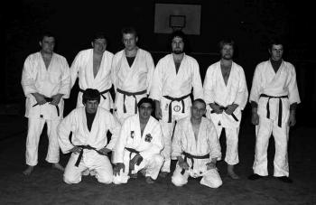 19701205 Judo Club Mannschaft