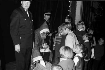 19701223 BF Weihnachtsfeier 1