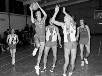 19710109 SSC Göttingen gegen SSV Hagen