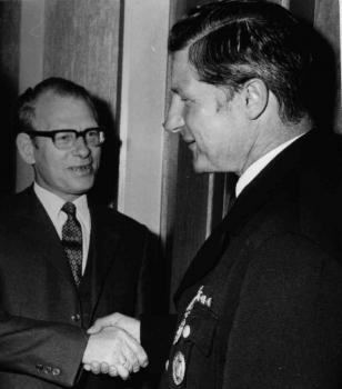 19710921 Beförderung,Karkowski zum Brandrat, Winters