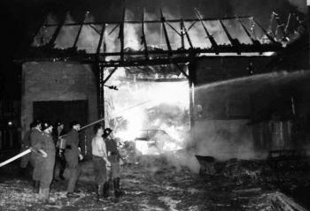 19711119 Feuer Gross-Schneen