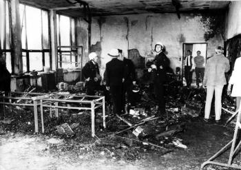 19720509 Feuer  Gewerbeschule