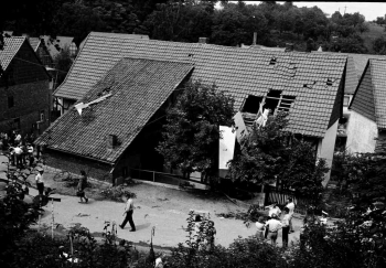 19720725 Flugzeug Settmarshausen 5