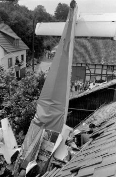 19720725 Flugzeug Settmarshausen 6