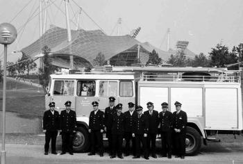 19720820 Olympiade  München