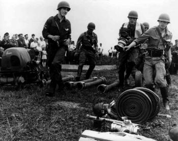 19720900 FF Übung  Bundeswehr