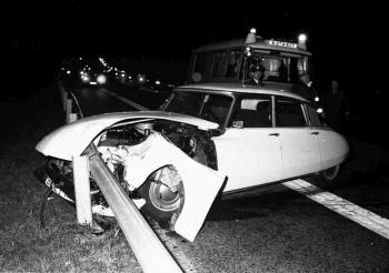 19720929 Unfall BAB Friedland