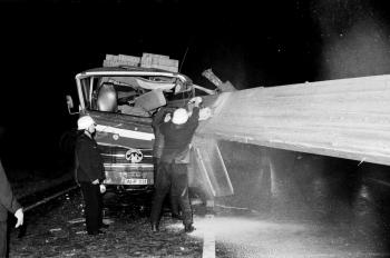 19721207 Unfall BAB km 294