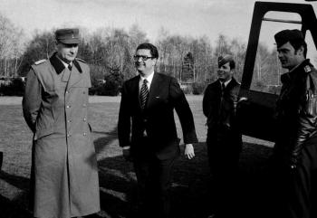19730310 Gerhard Baum Grenze Gerblingerode