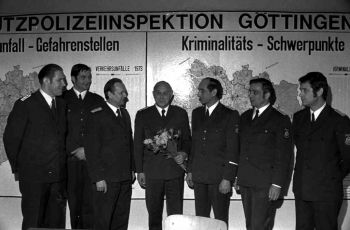 19730403 Polizei Ehrungen 1