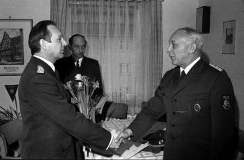 19730403 Polizei Schrader Ehrungen