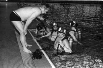 19730425 Übung BF Hallenbad 1