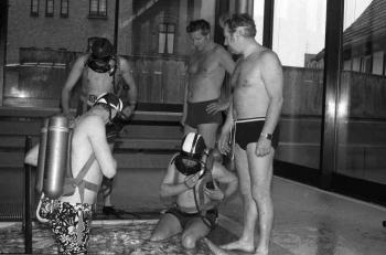 19730425 Übung BF Hallenbad