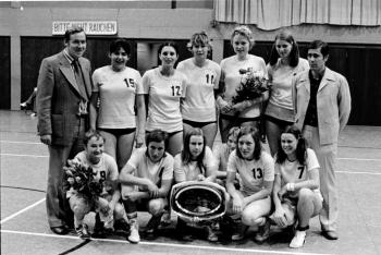 19730609 Göttingen 05 Cupgewinner Basketball