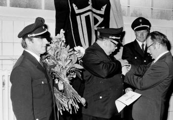 19730614 Jubiläum 25 Jahre BF Hannenberg