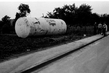 19730625 Unfall Öltank Groß- Ellershausen 1