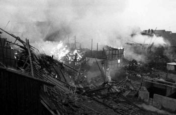 19730817 Feuer Rittmarshausen 1