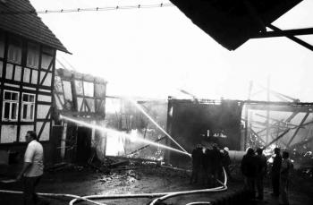 19730817 Feuer Rittmarshausen