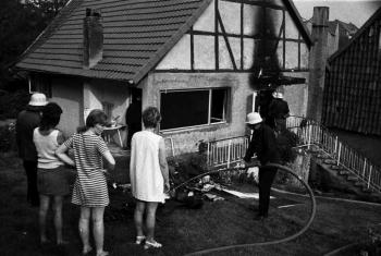 19730906 Feuer Groß Ellershausen